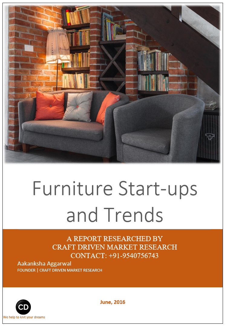 Furniture Start ups and Trends Craft Driven Research