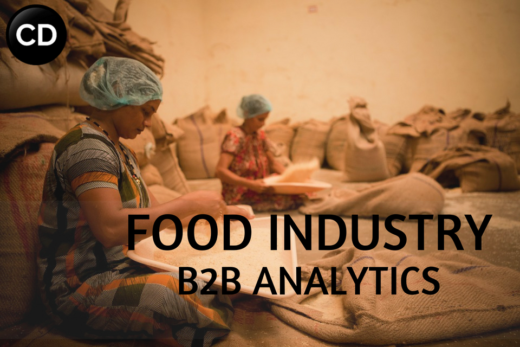 FOOD INDUSTRY B2B ANALYTICS