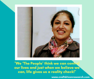 Edu-view: Having Real-time with Amishi Mehta