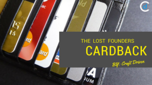 The Lost Founders: Cardback Story