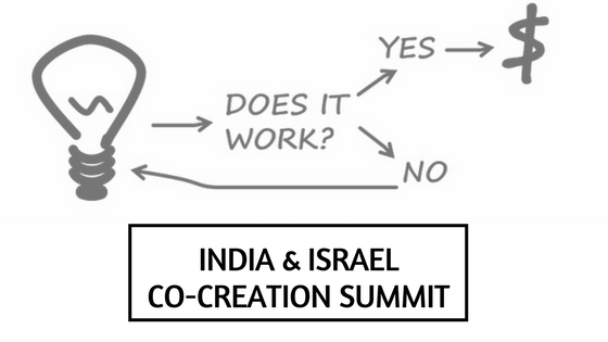 India and Israel Co-Creation Summit