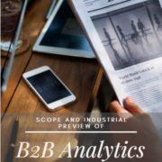 B2B Analytics Report 2018
