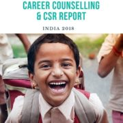 Career Counselling and CSR Report - India 2018