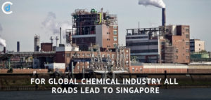 For Global Chemical Industry All Roads Lead to Singapore