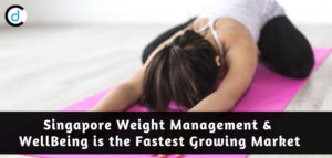 Singapore Weight Management and WellBeing Industry is the Fastest Growing Market