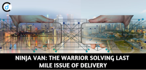 Ninja Van: The Warrior Solving Last Mile Issue Of Delivery