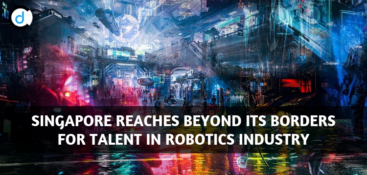 Singapore Robotics Industry - Craft Driven