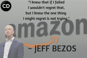 Amazon – A Journey From a Single Room to Becoming a World Leader