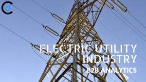 Electric Utility Industry: B2B Analytics and its Scope in Industry