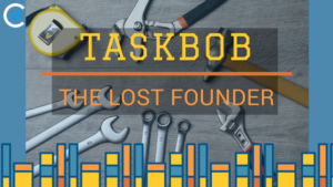The Lost Founder: Taskbob Story