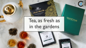 Vahdam Teas: The Best of Indian Teas to the World