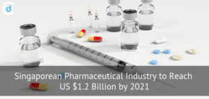 Singaporean Pharmaceutical Industry to Reach US $1.2 Billion by 2021