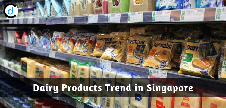 Singapore Dairy Products