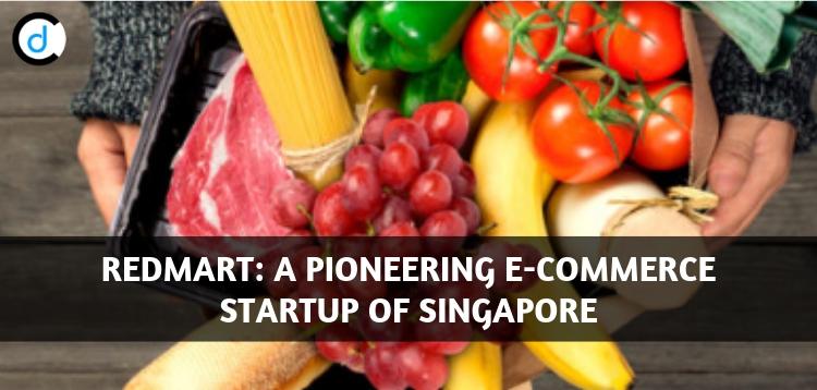Singapore RedMart Startup - Craft Driven