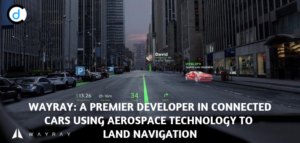 WayRay: A Premier Developer In Connected Cars Using Aerospace Technology To Land Navigation
